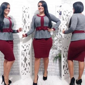 2c2fbd747 Vestido Moda Evangelica Jovem - Vestidos Casuais Femininas no ...