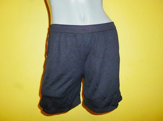 Short Deportivo Champion Negro Talla Junior Xl / 32