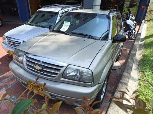 Chevrolet Gran Vitara  Blindada