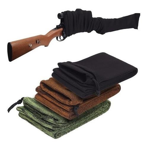 Meia Gun Sock ,pra Proteção De @arma Longa .preta | Mercado Livre
