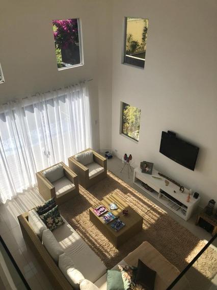 Casa Para Venda No Condomínio Terras De Atibaia I Em Atibaia - Ca83