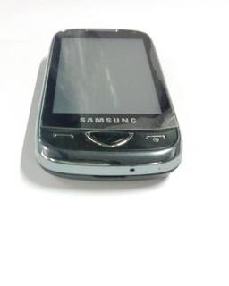 Celular Samsung Gt-s5560 Cám 5mp Bluetooth Wifi Mp3 Sms