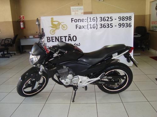 Imagem 1 de 10 de Honda Cb 300r Preto 2014