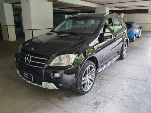 Imagem 1 de 13 de Mercedes-benz Classe Ml 2009 5.5 5p
