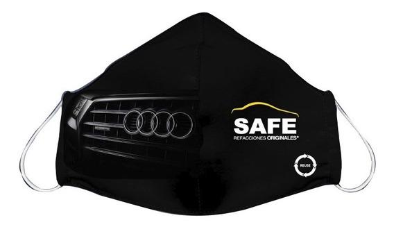 Cubre Boca Frente Aros Audi Edición Safe Refacciones