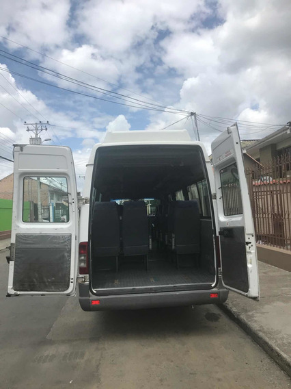 Mercedez Benz Sprinter 4-13