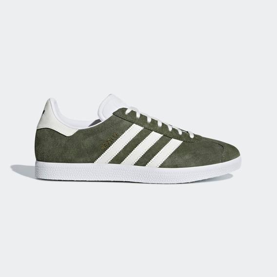 Zapatillas adidas Gazelle Verde Envíos Rápidos Caba - Gcba
