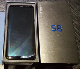 Samsung Galaxy S8 64gb 4g 12mp Preto
