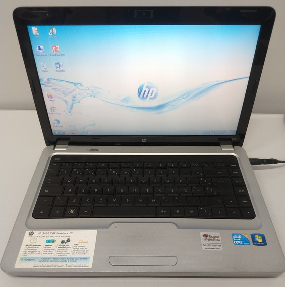 Notebook Hp G42-230br 4gb I3