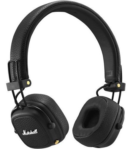 Fone De Ouvido Marshall Major 3 Bluetooth + Capa Grátis