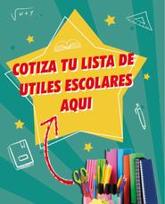 Cotiza Tu Lista Escolar, Ubícanos Por Whatsapp +56990785651