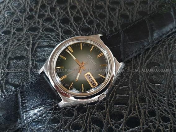 Relógio Seiko Vintage Automatic Calendário Aço