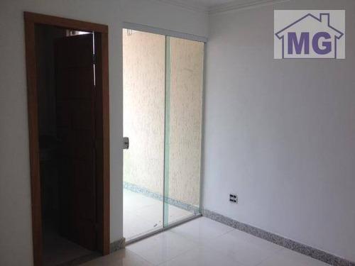 Imagem 1 de 11 de Casa, 127 M² - Venda Por R$ 430.000,00 Ou Aluguel Por R$ 2.500,00/mês - Glória - Macaé/rj - Ca0251