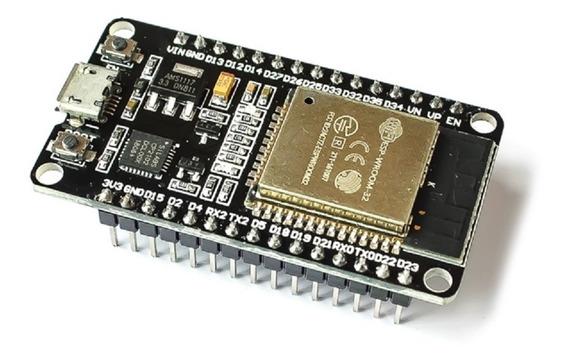 Esp32 Placa De Desenvolvimento Wi-fi Com Bluetooth Esp32s