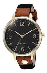 Nine West   Reloj Mujer   Nw/2114bkbk   Original