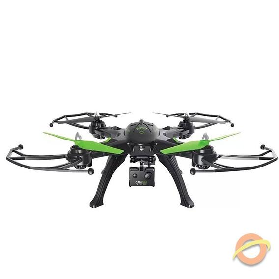 Drone Cuadricoptero Wifi Camara Motorizada 720 Hd