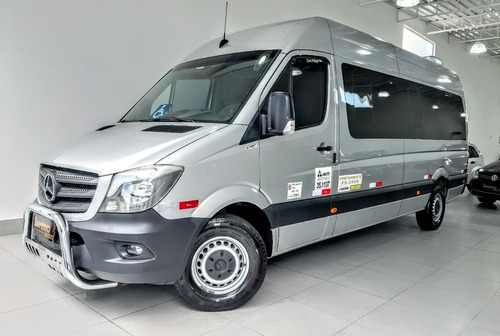 Mercedes-benz Sprinter 2.2 Diesel Teto Alto 19 Lugares