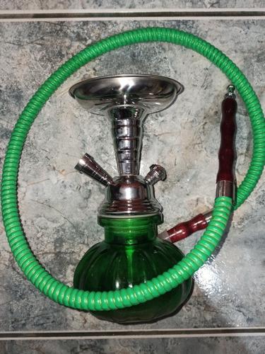 Narguille Sisha Mediana Verde