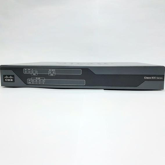 Router Cisco 887va - 800 Series