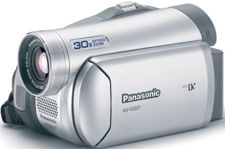 Camera Mini Dv Panasonic Nv-gs27