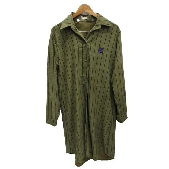 Camisa / Camisola Playera Mujer Larga (0021)