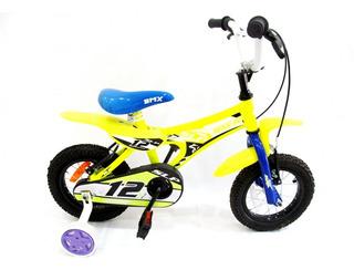 Bicicleta Rodado 12 Ruedas Inflable(12-18cuotas)