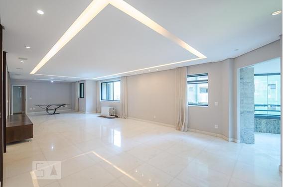 Apartamento No 4º Andar Com 4 Dormitórios E 4 Garagens - Id: 892961318 - 261318