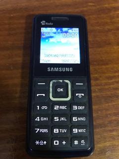 Celular Samsung E1117l