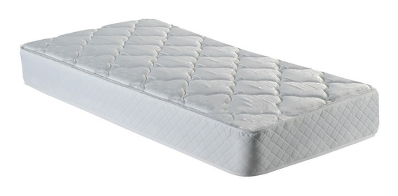 Colchón Resortes Reforzado 190x80+almohada Envío Gratis Caba
