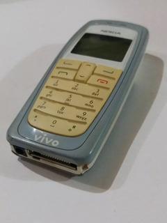 Nokia 2112 P/ Colecionador Ou Peças Esta Parado A Tempos Ler