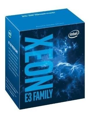 Processador Xeon E3 Lga 1151 Intel Quad Core E3-1270v6 8gt/s