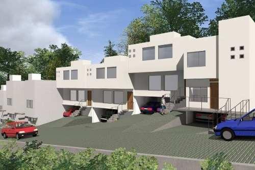Casa En Venta A Estrenar / Picacho Ajusco Km 7