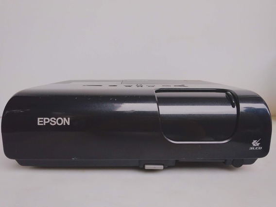 Projetor Epson Powerlite S5+ 800 × 600 Pixels 2000 Lúmens