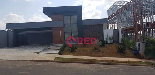 Casa Com 3 Dormitórios À Venda, 382 M² Por R$ 2.450.000,00 - Jardim Residencial Saint Patrick - Sorocaba/sp - Ca0064
