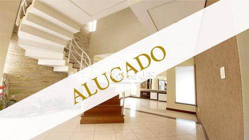 Imagem 1 de 26 de Alugado Por Moraes Locação - Casa Com 4 Dormitórios - R$ 6.500/mês - Residencial Villaggio Ii - Bauru/sp - Ca2016