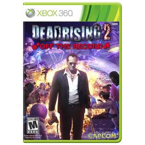 Jogo Xbox Dead Rising 2 Off The Record - Midia Física