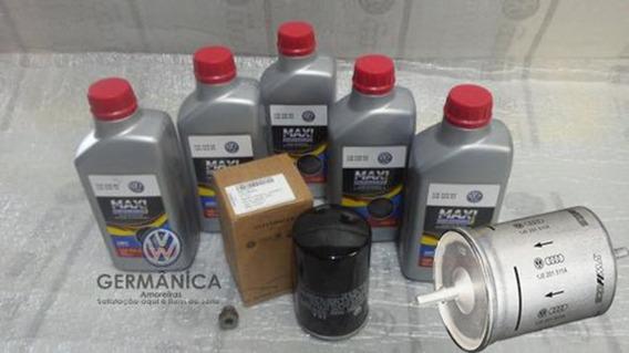 Kit Revisão Troca Oleo 508 + Filtro Comb New Beetle Bora Golf
