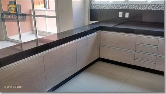 Apartamento Residencial À Venda, Bairro Jardim, Santo André. - Ap5096