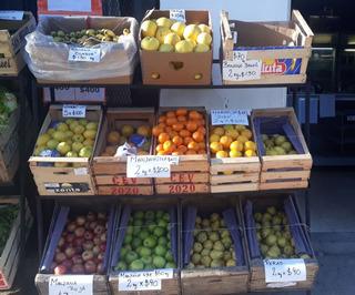 Combos Frutas Y Verdura
