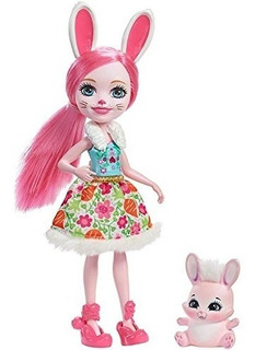 Enchantimals Bree Bunny Doll