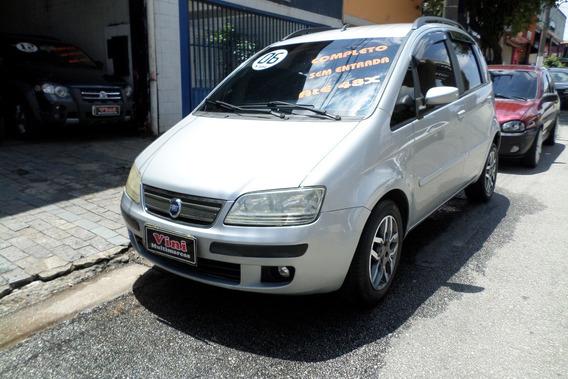 Fiat Idea 1.4 Elx Flex 5p 2006/2006