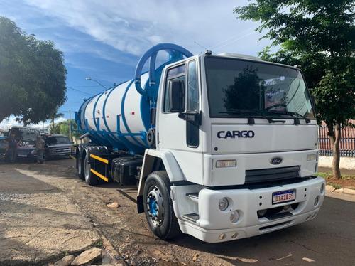 Caminhão Limpa Fossa De 20 000 Litros