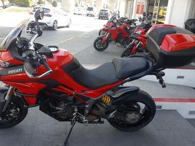 Ducati Multistrada 1200s Touring 2015