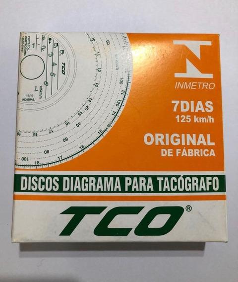 Discos Para Tacógrafos 7 Días
