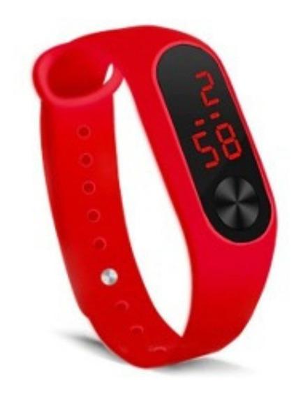 2 Relógios-unissex Led-digital-barato Promoção!