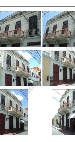 Casa De 12 Habitaciones En La Zona Colonial