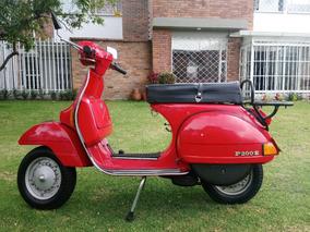 Piaggio P 200e Como Nueva Unica!!! 30 Años Guardada