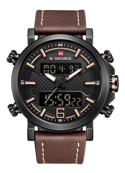 Relógio Militar Naviforce Original