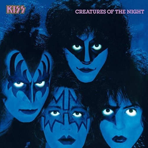 Vinilo : Kiss - Creatures Of The Night (lp Vinyl)