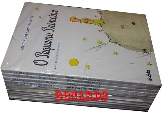Lote Livro O Pequeno Príncipe Editora Escala 30 Volumes